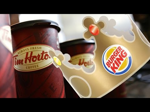 Tim Hortons Swallowed By Burger King For Tax Breaks