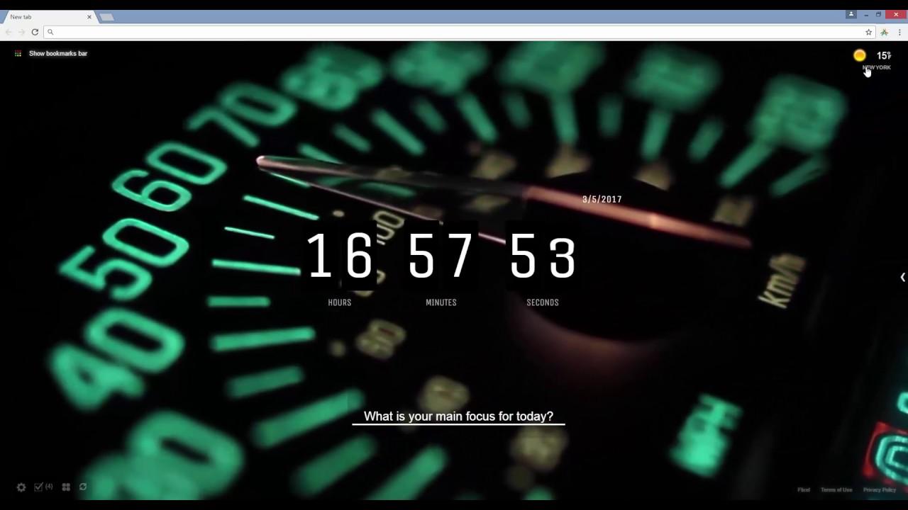 Car Speedometer Live Wallpaper