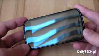 Nexus S (Samsung i9023) - wrażenia, część I