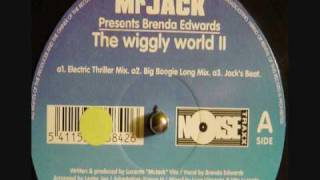 Mr Jack Presents Brenda Edwards - Wiggly World 2