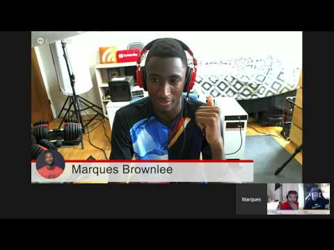 Tech Talk & BS Episode #12 - Special Guest Marques Brownlee (MKBHD)