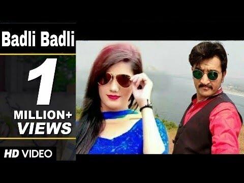 Sapna Chaudhary | Badli Badli Laage ( Haryanvi DJ Song ) Mohit Saini | Maina Haryanvi