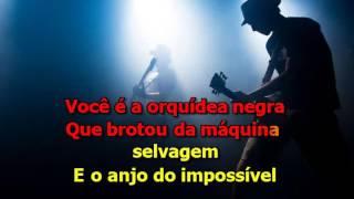 Zé Ramalho  -  Orquídea Negra - Karaoke