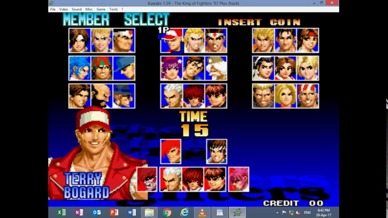 King Of Fighters 97 Hacked Full Version Link In Description