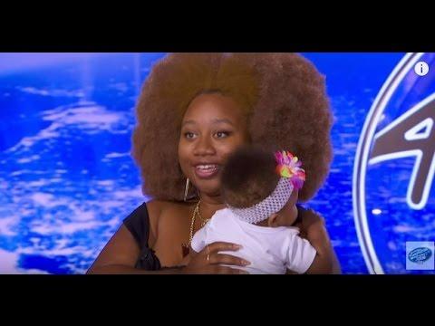 La'Porsha Renae ● Audition American Idol