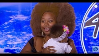laporsha renae ● audition american idol