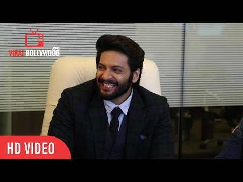 Ali Fazal Full Speech | Happy Bhag Jayegi Interview