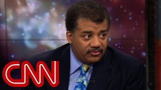 Neil deGrasse Tyson: UFO doesn't mean aliens