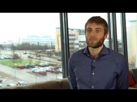 Meet Vilhelm, Graduate Software Engineer at ARM