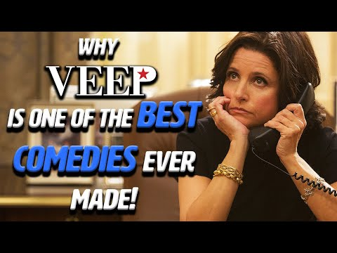 Why VEEP Is One Of The Best Comedies Ever