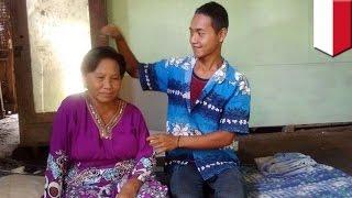 Pernikahan beda usia, pria 24 tahun menikah dengan wanita 67 tahun - TomoNews