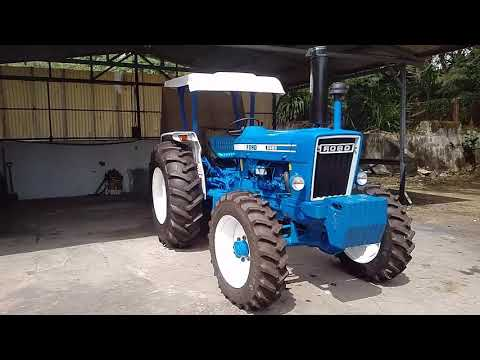 Ford 6600 tractor 4x4