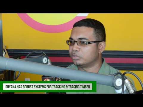 EU FLEGT Radio Update on Guyana's journey towards signing a VPA