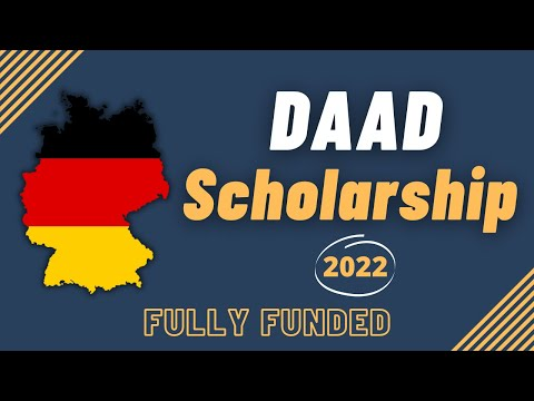 DAAD Scholarship 2022 | Step by Step Application Process | Scholarships in Germany