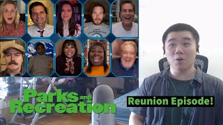 Parks And Recreation Special Reactions