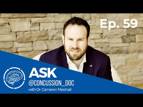 Treating Concussions With Botox & Post-Concussion Headaches   Ask Concussion Doc Ep. 59 (2020)