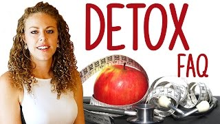 Detox: Hoax or Weight Loss Miracle? Detoxification Health Tips, Cleanse, Fasting, FAQ