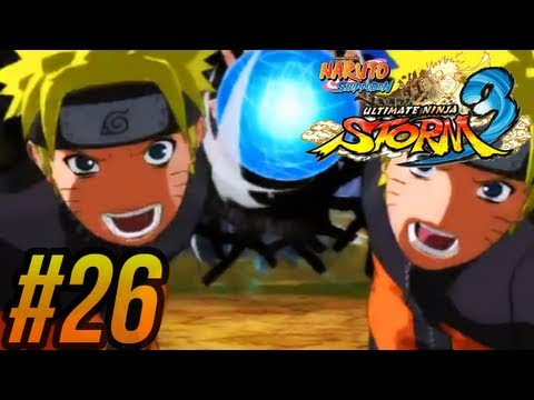 "Naruto Shippuden Ultimate Ninja Storm 3 (English Dub): Part 26 (Hero) ""Naruto Shippuden"""
