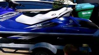 2008 Yamaha vx deluxe.  85 hours.  $4700 Jet ski waverunner