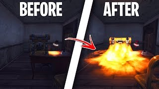 How to open the same chest TWICE in Fortnite! Open chests TWO times using this! (Fortnite Glitches)