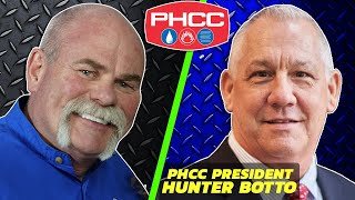 Everything You NEED To Know About PHCC | PHCC President Hunter Botto