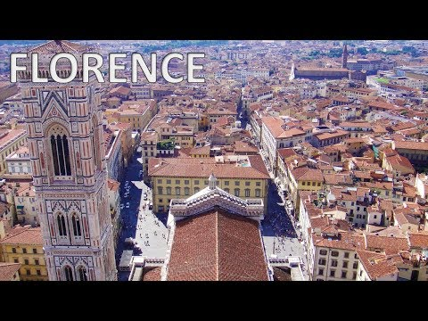 FLORENCE – Italy 🇮🇹 [HD]
