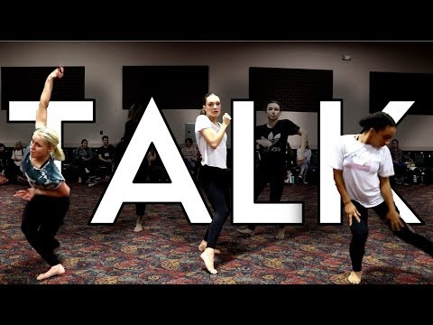 Talk - DJ Snake & George Maple  | Radix Dance Fix Season 2 | Brian Friedman Choreography