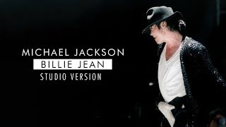 Michael Jackson - Billie Jean - HIStory World Tour - Studio Version (HQ Audio)