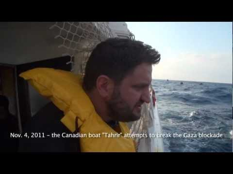 The Blockade of Gaza - Canada
