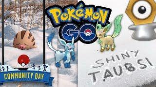 Warum Samstag, warum im Winter? Glaziola & Folipurba mit Blüten gefunden | Pokémon GO Deutsch #861