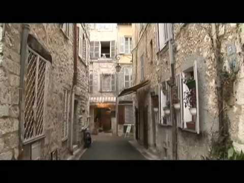 Grasse, Vence and St-Paul-de-Vence