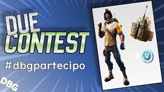 Fortnite Contest di Natale, Skin e V bucks in regalo per voi!