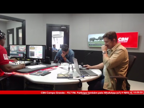 CBN Campo Grande (20/03)