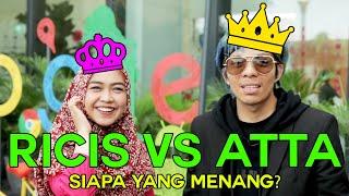 Download Video Atta Halilintar VS Ria Ricis, Pertarungan Diamond Play Button MP3 3GP MP4
