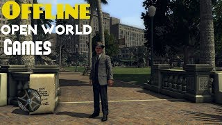 Top 10 Offline Open World Games for Android 2018 High Graphics [Droid Nation]