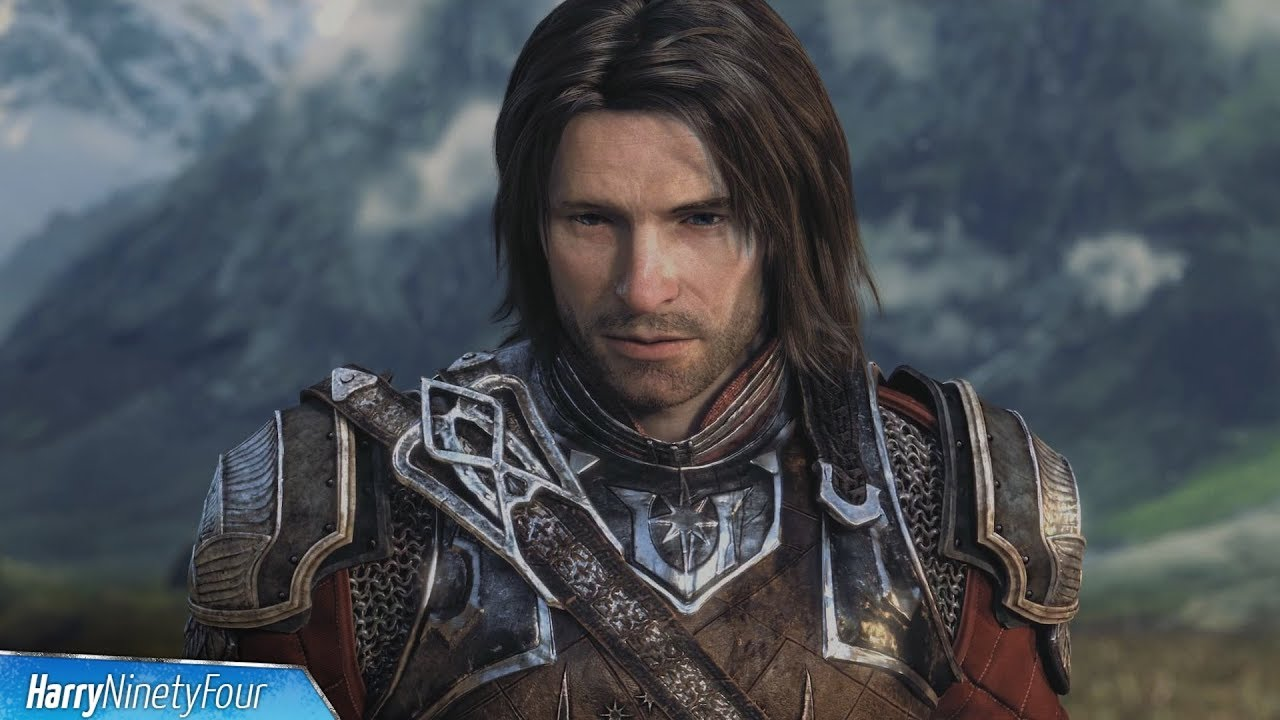 Middle Earth Shadow Of War Ending Cutscene True Ending