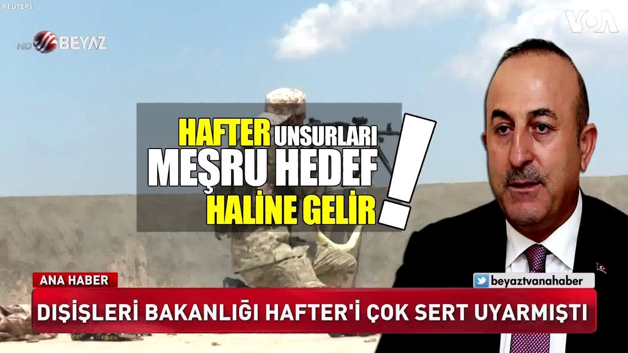 ANKARA'NIN RESTİ SONUÇ VERDİ; 6 TÜRK SERBEST