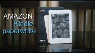 Amazon Kindle Paperwhite 3G review - For those who love reading on the move