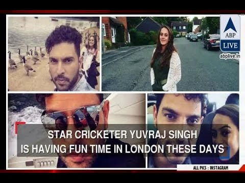 In Graphics: Yuvraj and Hazel are on vacation and having lots of fun