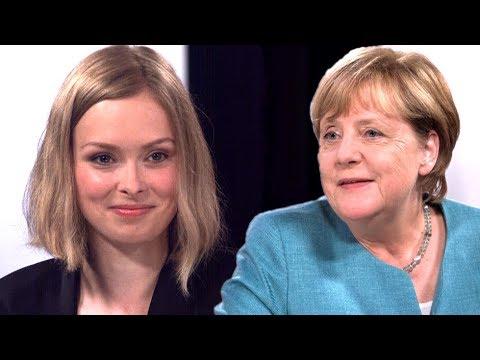 Mein Interview mit Angela Merkel I #DeineWahl I ItsColeslaw