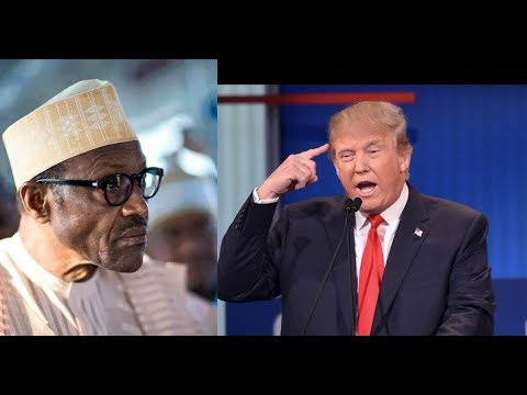BREAKING NEWS: USA ASKS BUHARI NOT TO CONTEST 2019 ELECTION!