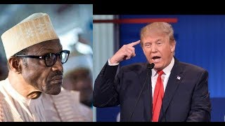 BREAKING NEWS: USA ASKS BUHARI NOT TO CONTEST 2019 ELECTION?