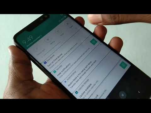 How To Set App Lock In Redmi Note 6 Pro