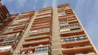 Большая квартира на 13 этаже в Аликанте, Недвижимость в Испании у моря, агентство SpainTur