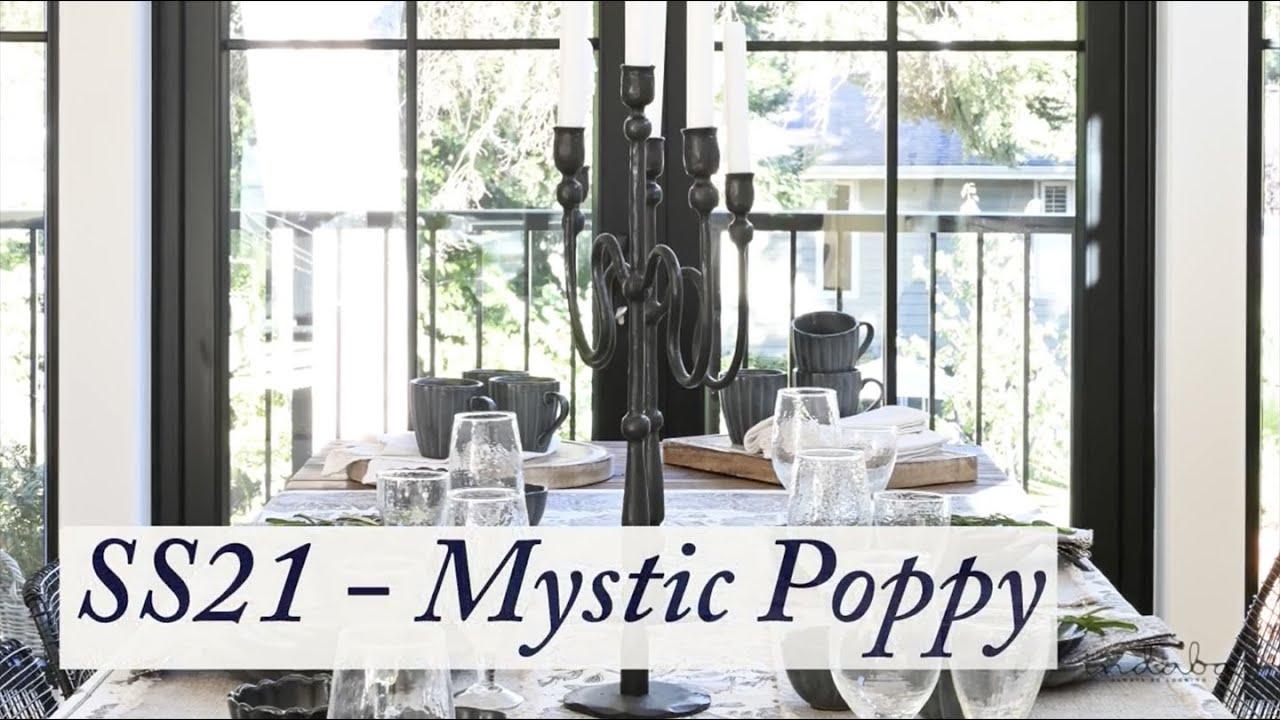 Indaba Spring/Summer 2021 - Mystic Poppy