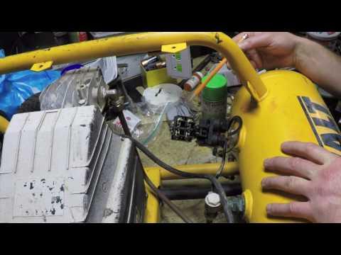 """Hitachi EC12/ Dewalt """"franken-compressor"""" Part 5"""