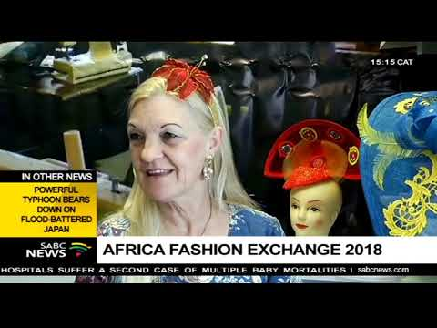 Africa Fashion Exchange 2018 boosts fashion designers
