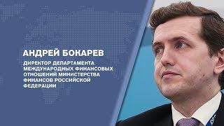 BRICSТЕРВЬЮ. Андрей Бокарев - директор деп. международных финансовых отношений Минфина России