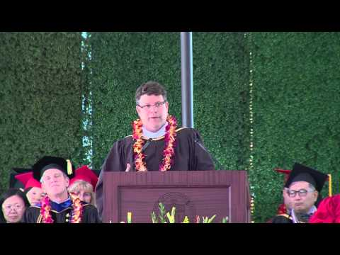 Sean Astin Commencement Speech | USC School of Pharmacy