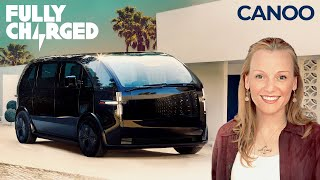 Canoo - a subscription only electric car | Fully Charged